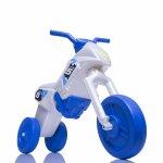 Tricicleta fara pedale Enduro Maxi pearl-albastru