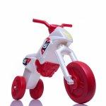 Tricicleta fara pedale Enduro Maxi pearl-rosu