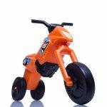 Tricicleta fara pedale Enduro Mini portocaliu-negru