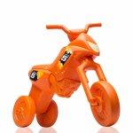 Tricicleta fara pedale Enduro Maxi portocaliu-portocaliu