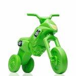 Tricicleta fara pedale Enduro Mini verde-verde
