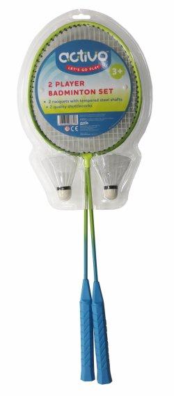 Badminton set imagine