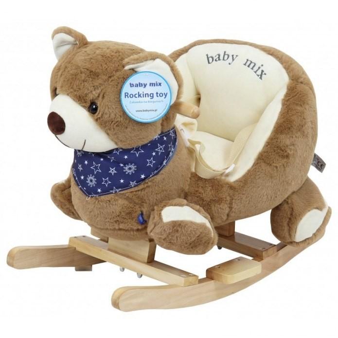Balansoar muzical Ursuletul Teddy