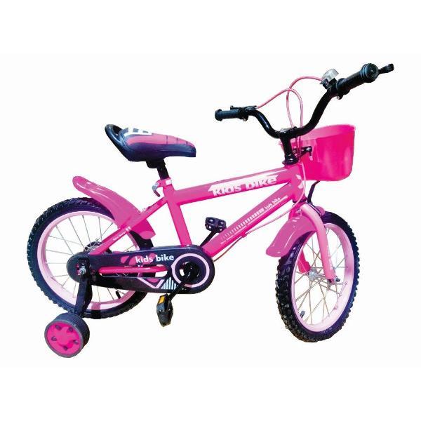 Bicicleta 16 inch 40 cm roz