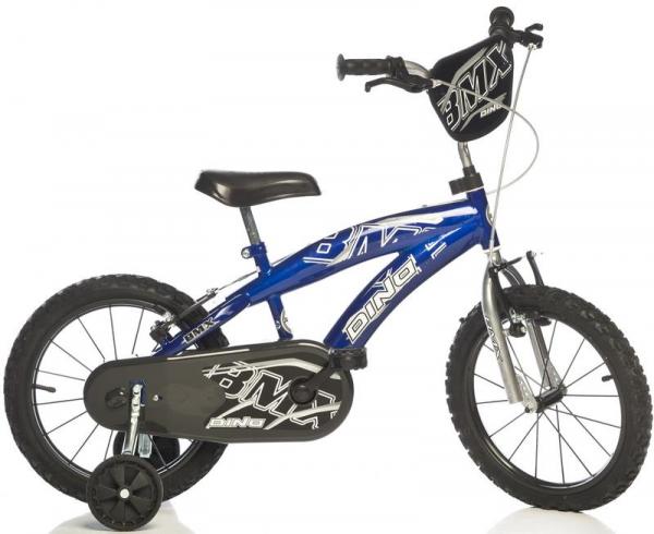 Bicicleta copii BMX Dino Bikes 16 inch