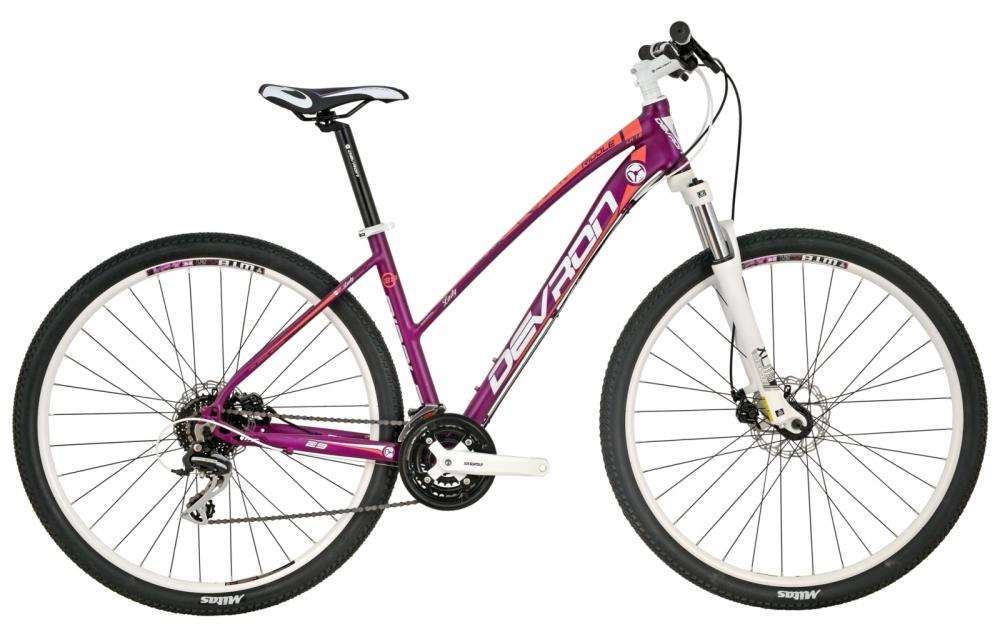 Bicicleta Mtb Devron Riddle Lady Lh 1.9 M nasty violet 29 inch imagine