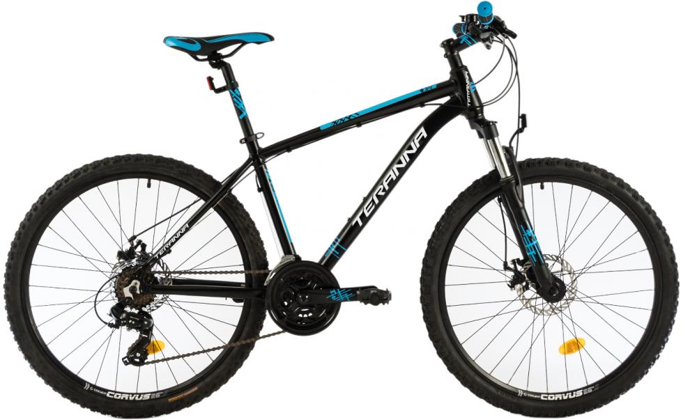 Bicicleta Mtb Dhs Terrana 2625 M negru 26 inch