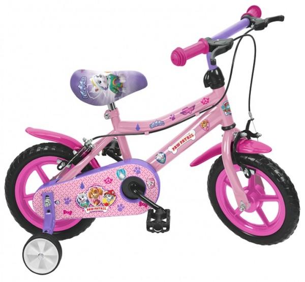Bicicleta fete Saica 2200 Paw Patrol Girl roata 12 inch