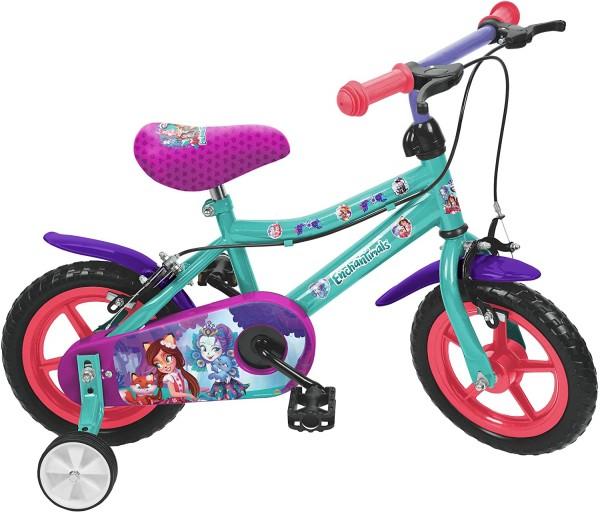 Bicicleta fete Saica 8821 Enchantimals roata 12 inch