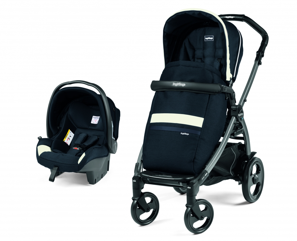 Carucior 2 in 1 Peg Perego Book 51 Titania Luxe Prestige 0 - 22 kg imagine