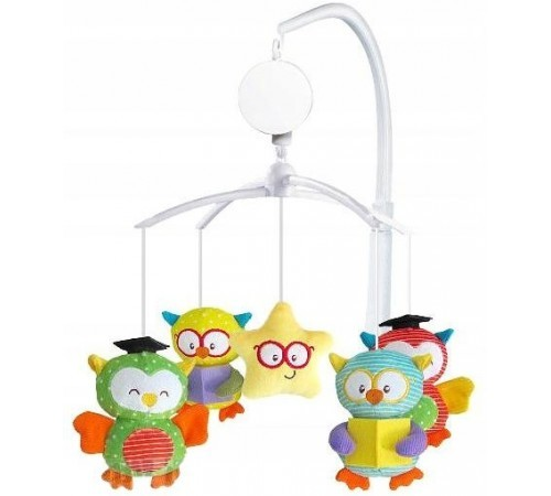 Carusel muzical Smart Owls