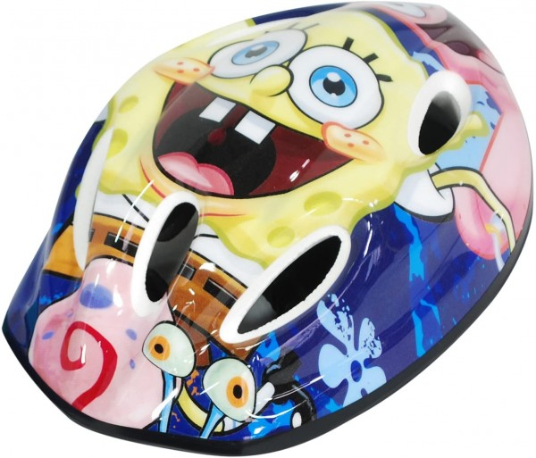 Casca Protectie bicicleta Sponge Bob Saica imagine