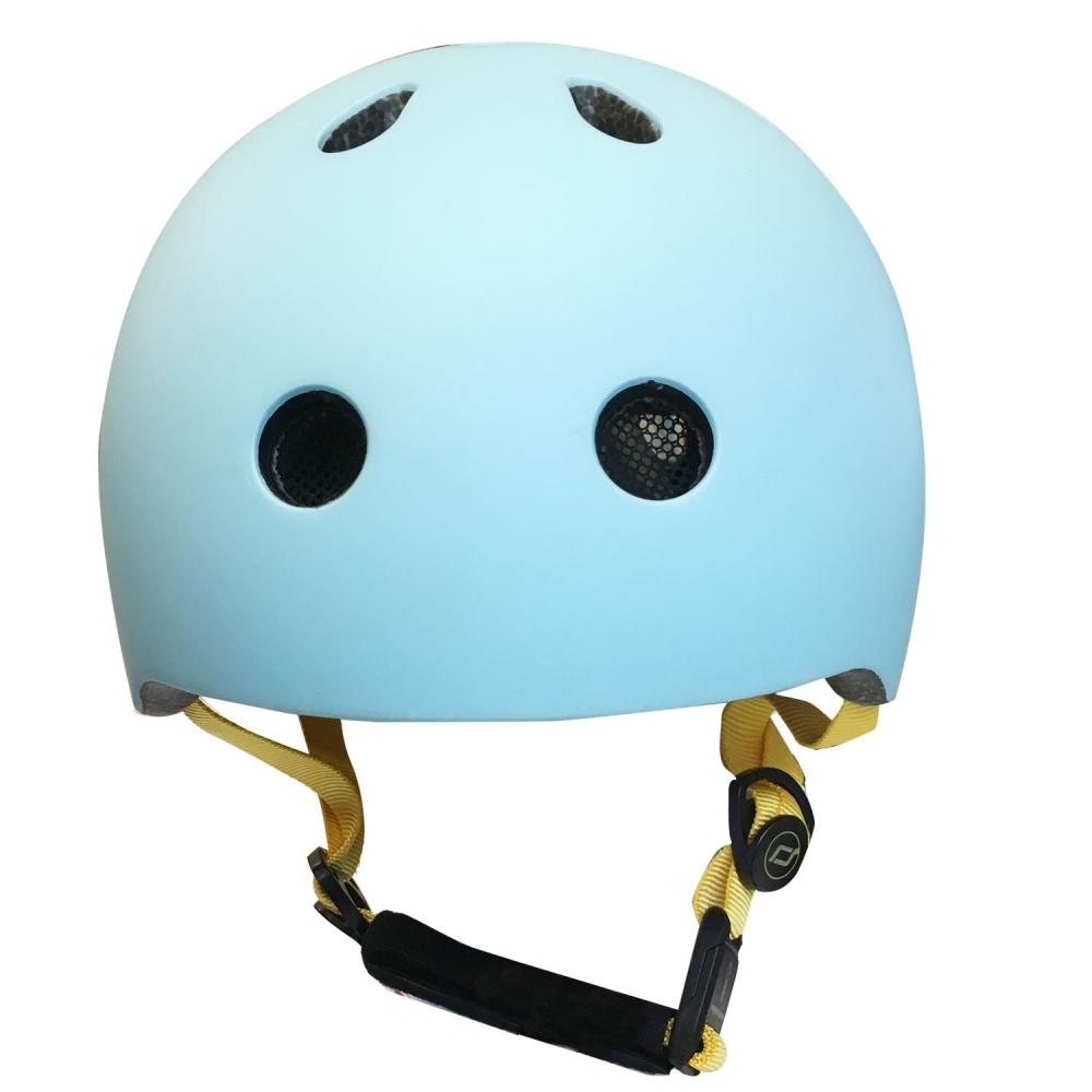 Casca de protectie pentru copii cu sistem de reglare Scoot Ride Blueberry 1 an+