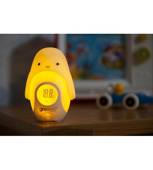 Husa pentru termometru lampa cu USB Pinguinul Percy Gro imagine
