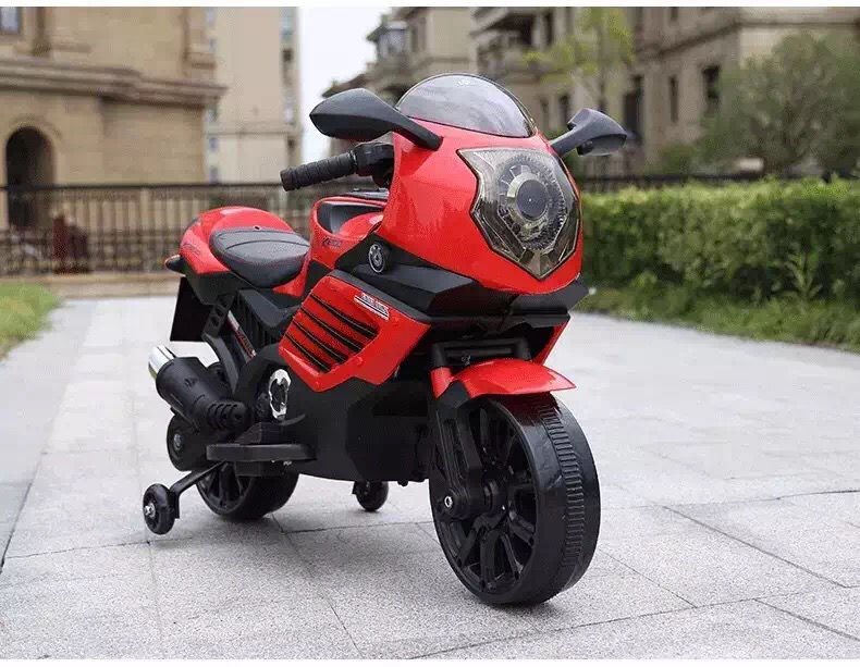 Motocicleta electrica 6V Nichiduta K1200 Red - 1