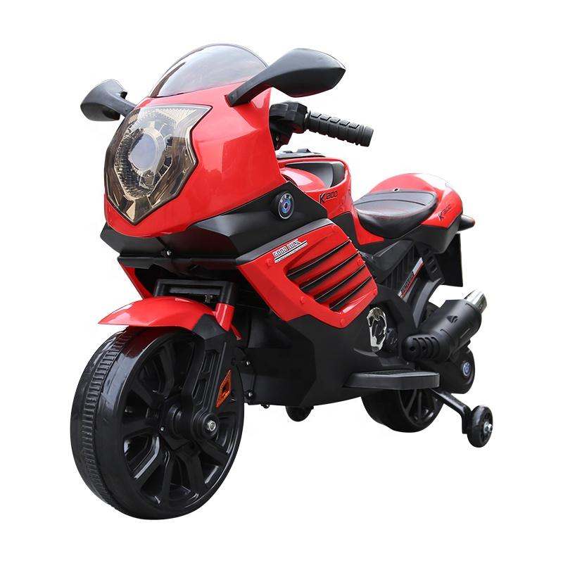 Motocicleta electrica 6V Nichiduta K1200 Red - 5
