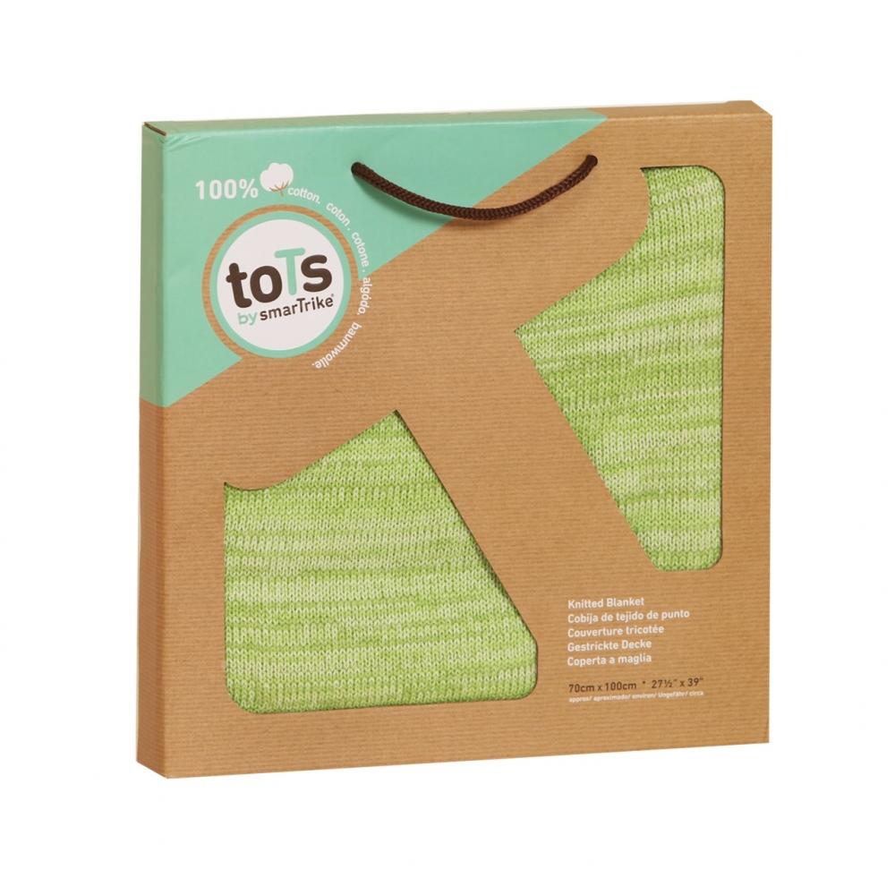 Paturica tricotata Joy verde