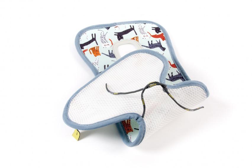Aeromoov Protectie antitranspiratie scaun auto GR 0 bumbac organic Pisici