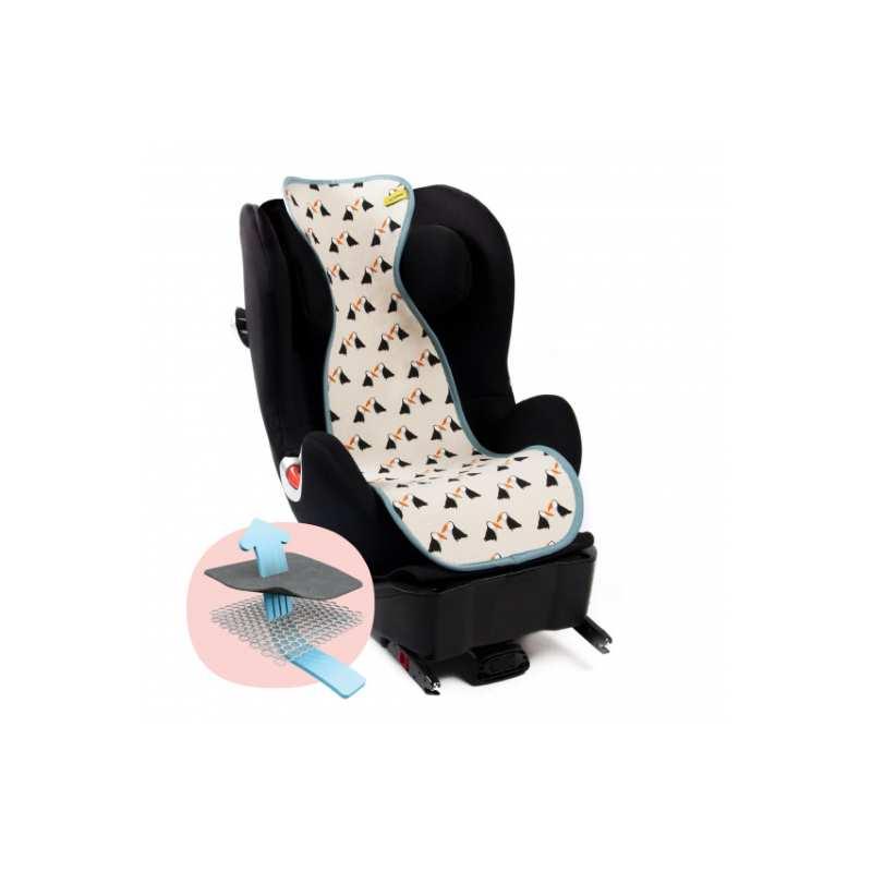Protectie antitranspiratie scaun auto GR 2-3 bumbac organic Tucani