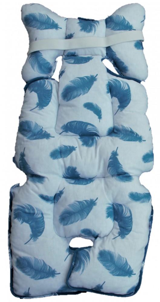 Protectie textila caruciorScaun auto Feather SeviBebe