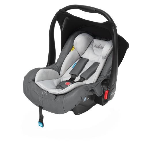 Scoica auto 0-13 kg Baby Design Leo 07 Gray 2020