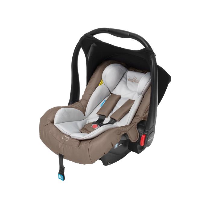 Scoica auto 0-13 kg Baby Design Leo 09 Beige 2020