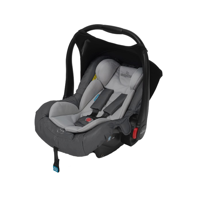 BABY DESIGN Scoica auto 0-13 kg Baby Design Leo 17 Graphite 2020