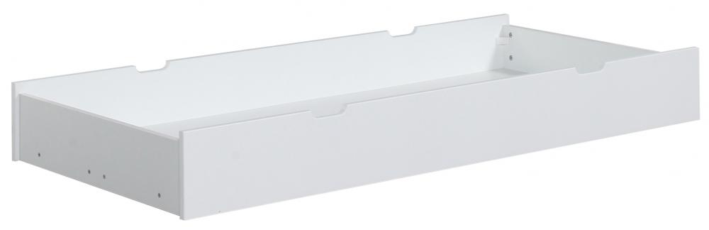 Sertar pat 70x160 cm Pinio lemn de pin alb imagine