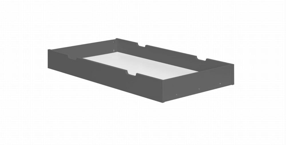 Sertar universal patut 120x60 cm Pinio Mdf gri inchis imagine