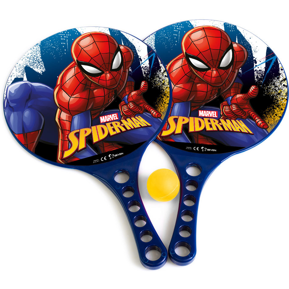 Set palete cu minge Spiderman Seven SV9815 imagine