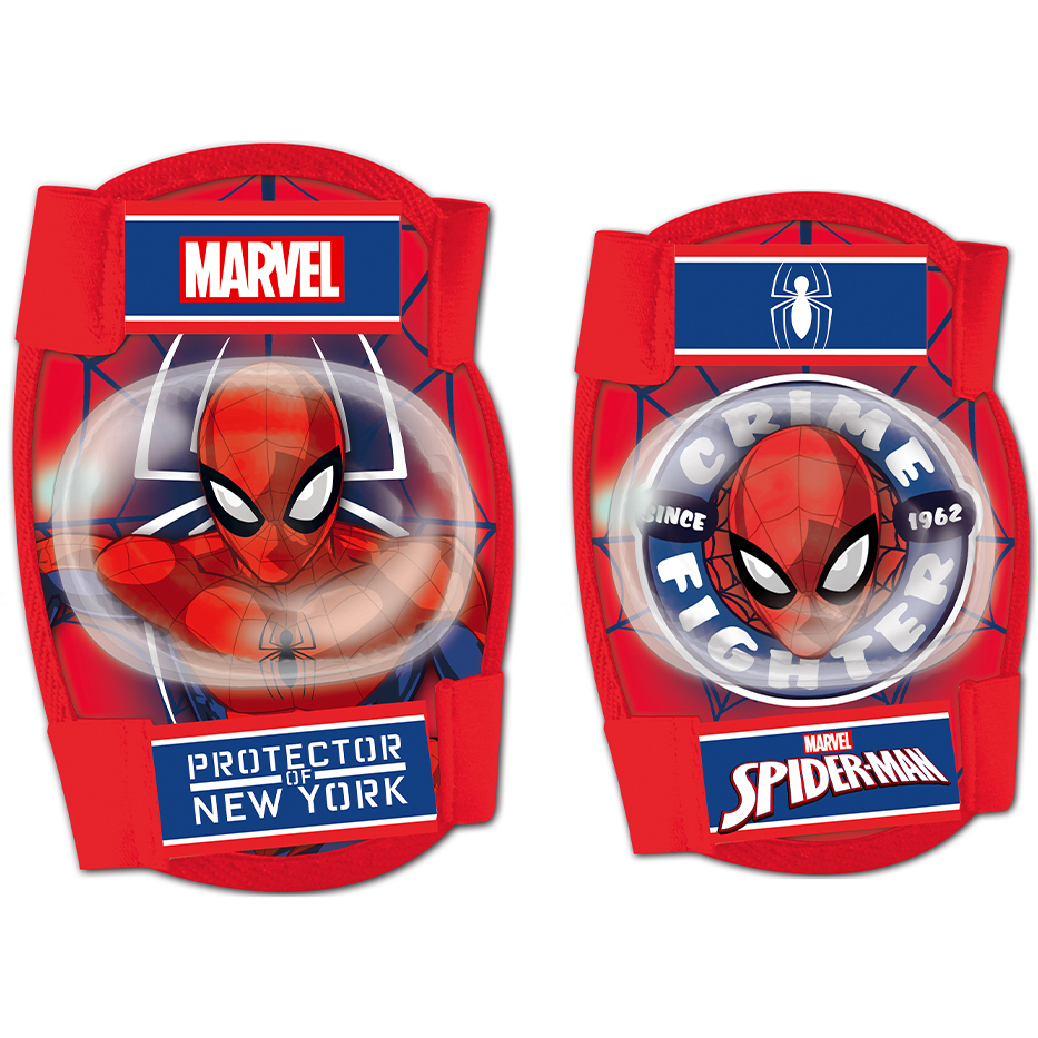 Seven Set protectie cotiere si genunchiere Spiderman Seven SV9063