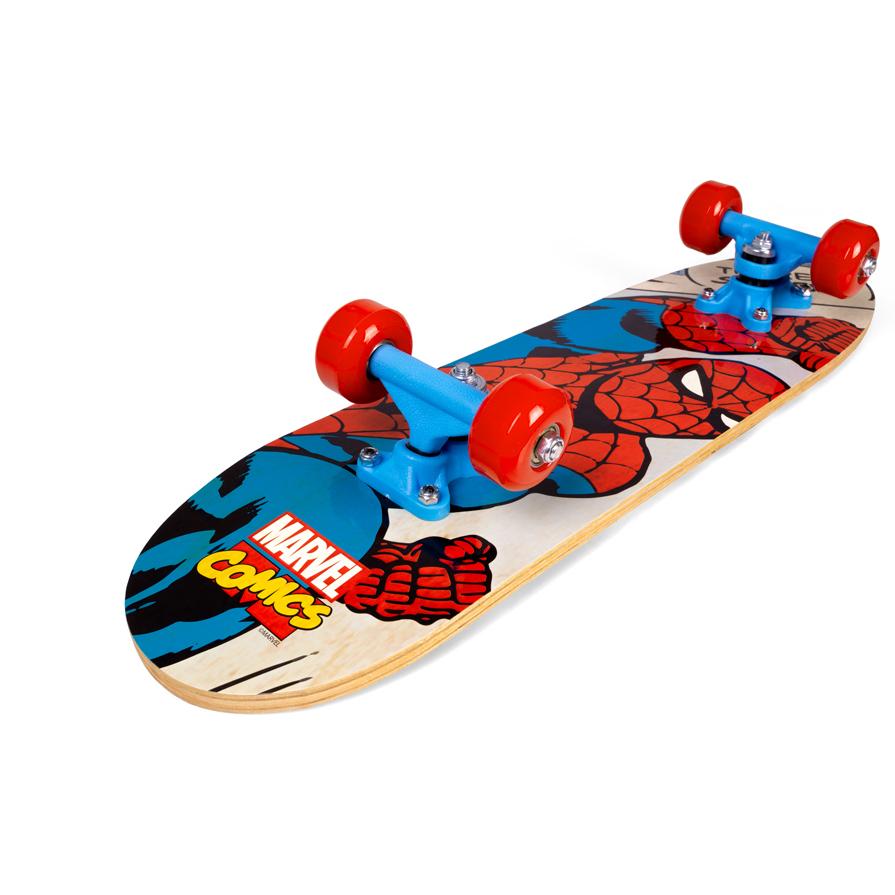 Skateboard Spiderman Seven SV9941 imagine