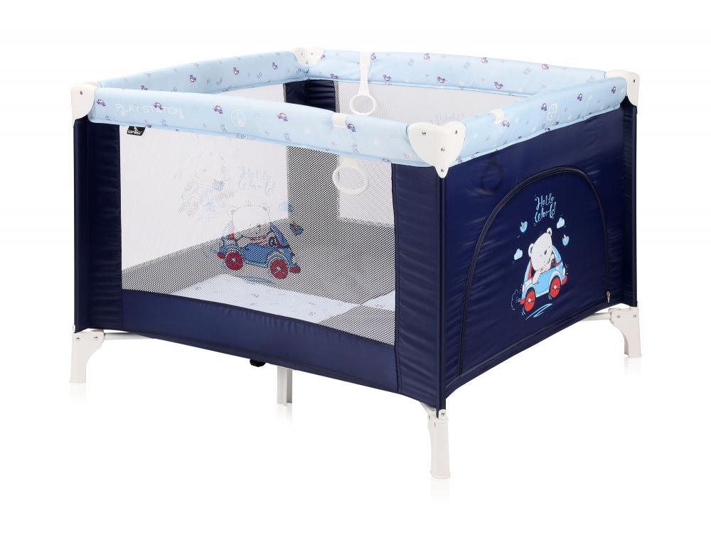 Tarc de joaca Play Station Blue Bear
