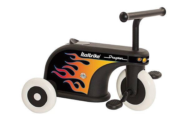 Tricicleta Italtrike La Cosa Dragster Pentru Copii