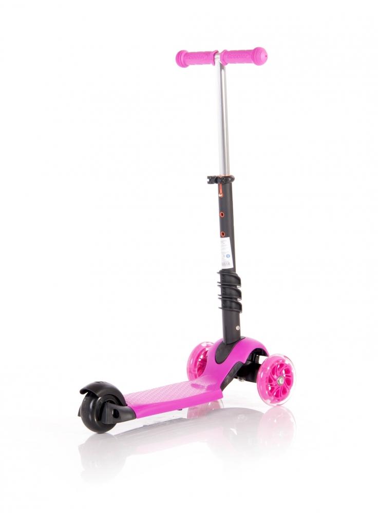 Trotineta pentru copii Smart Pink imagine