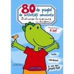 Carte 80 de pagini de activitati amuzante. Distreaza-te impreuna cu dragonii