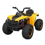 Atv electric cu 2 motoare Nichiduta Sport Yellow