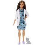 Papusa Barbie Cariere Doctor veterinar