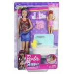 Set Barbie by Mattel Family Skipper Babysitter