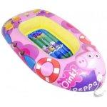 Barca gonflabila copii 110 cm Saica 9115 Peppa Pig