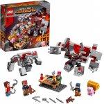Batalia pentru piatra rosie Lego