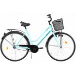 Bicicleta oras Kreativ 2812 L 505 mm turcoaz 28 inch