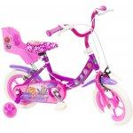 Bicicleta pentru copii Saica 2200S Paw Patrol Girl cu roti ajutatoare 12 inch