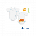 Body din bumbac organic 4 season 0-36 luni Baby Arici