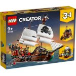 Corabie de pirati Lego