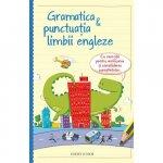 Carte Gramatica si punctuatia limbii engleze