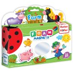 Joc educativ magnetic Animale din Ferma Roter Kafer