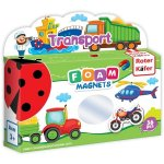 Joc educativ lumea in magneti mijloace de transport Roter Kafer