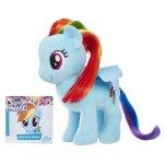 Plus My Little Pony Rainbow Dash cu par pentru a fi pieptanat