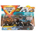 Set 2 masinute Monster Jam Horse Power si W color change